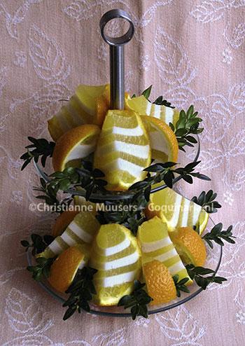 Gevulde sinaasappels van Antonin Carême