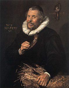 Portret van Van der Morsch, 1616, Frans Hals (Carnegie Museum of Art; bron: Wikimedia)