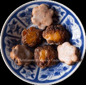 'Fyne kaaks', koekjes uit de 18de eeuw