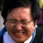 Hiro Nakamura uit 'Heroes'. Hij kon de tijd stilzetten.