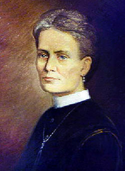 Portrait of Elena Molokhovets