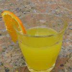 Een glas limonade
