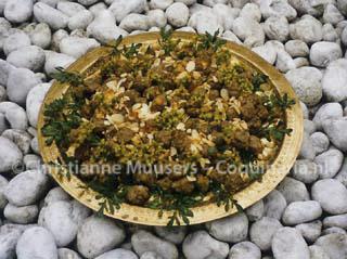 Arabian meatballs