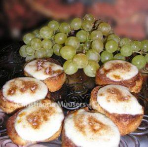 Panunto, toastjes uit de 16de eeuw
