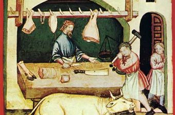 Medieval Beef Stock