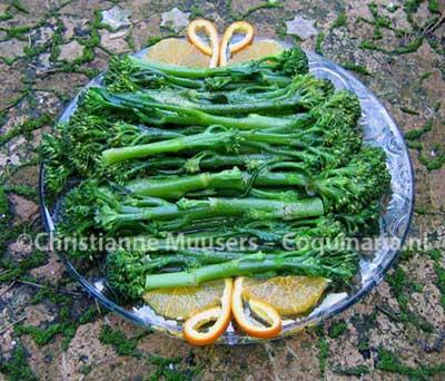 Broccoli van Scappi