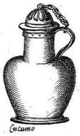Cucumo. Alternative way of preparing zabaglione.