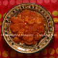 Spaanse aardappelen in tomatensaus