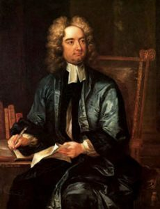 Portrait of Jonathan Swift. Charles Jervas, 1718