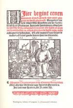 Titelpagina van het Nyeuwen Coock Boeck van Vorselman