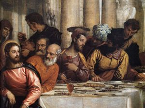 Paolo Veronese, Feast in the house of Simon (1570-1572)