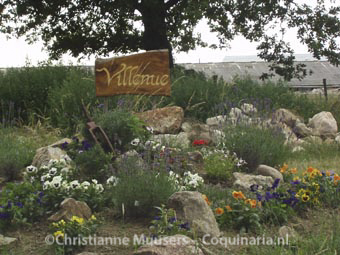 The entrance to the land of the farm where I followed the cheese-making course in 2002