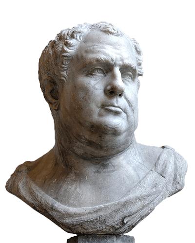 Emperor Vitellius. Louvre, Paris (source: Wikimedia)