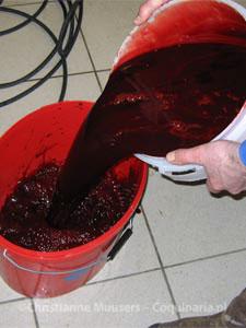 Bloedworst maken - 1
