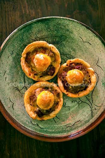 Chawetty's or pork pies