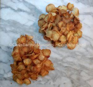 chips met zeezout