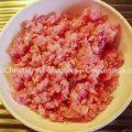 Denbu - Witvis met wat smaakmakers en kleurstof
