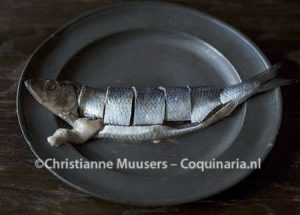 Pickle herring with milt. Picture Christianne Muusers