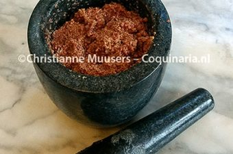 Red mustard the Roman way