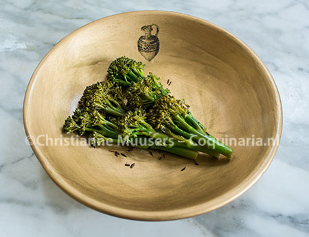 Romeinse broccolisalade