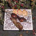 Sateh van kipfilet, varkensfilet of garnaal