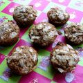 Dutch muffins with speculaas spices