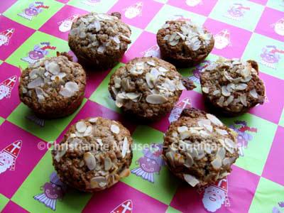 Spicy Dutch Muffins