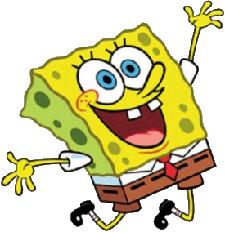 Yep. Spongebob.