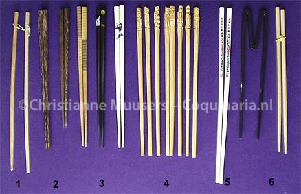 Some of my chopsticks