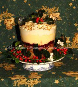 Mrs Beeton's Trifle