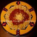 Game sauce à la Bolognese