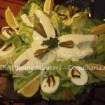 Zalmsalade van de keukenmeid