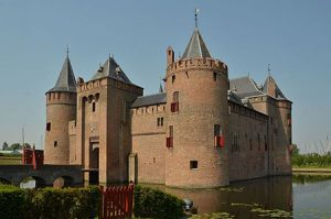 Muiderslot, also known as 'Amsterdam Castle'