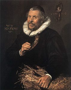 Portrait of Van der Morsch, 1616, Frans Hals (Carnegie Museum of Art; source: Wikimedia)