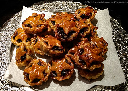 Mince Pies van Mrs Beeton