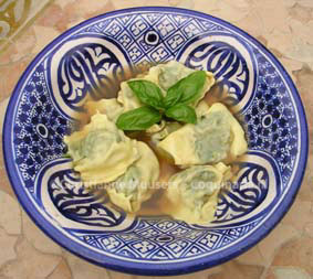 Tortellini in Brodo from the 16th century