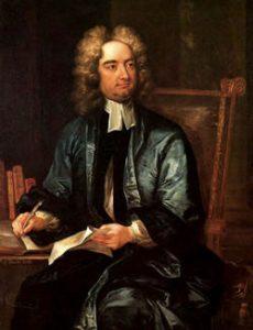 Portret van Jonathan Swift. Charles Jervas, 1718