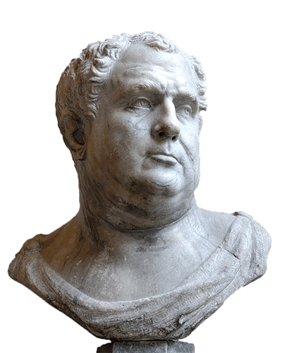 Emperor Vitellius. Louvre, Paris (source: Wikimedia)