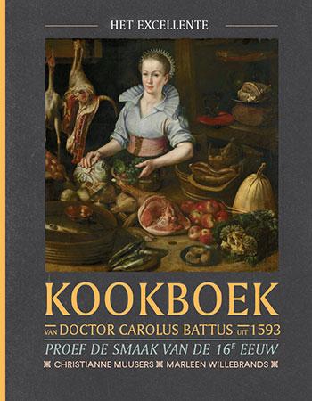 De omslag van Het excellente kookboek