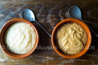 Barley porridge for the ill
