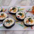Gimbap, Zuidkoreaanse sushi