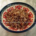 Kasha naar een recept uit de 19de eeuw