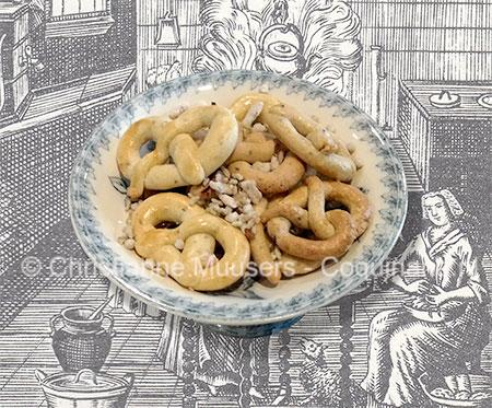 Het nieuwste historische recept